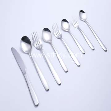 Stainless Steel Spoon Dessert Spoon
