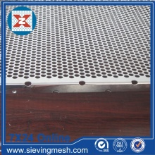 SS 316 Perfoarated Metal Mesh