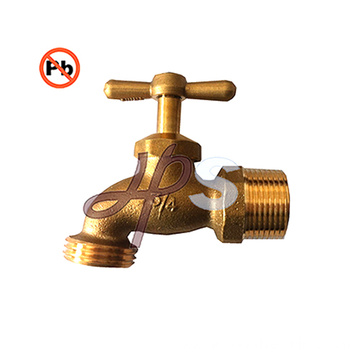 Lead Free Brass Hose Bibcocks