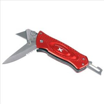 2 in 1 Folding Utility Knife