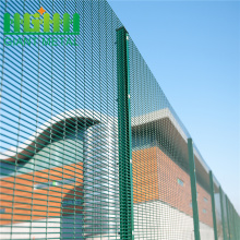 PVC Coated Welded 358 Anti Climb Fence