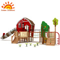 slide playground equipment set for kids