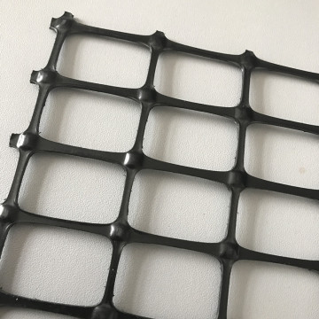 PP Biaxial Plastic Geogrid BX1100 BX1200