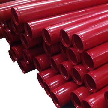 Weld Epoxy Powder Anti-corrosion Steel Tube