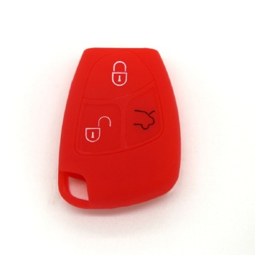 """Benz Blank Silicone Car Key"" dangtelis"