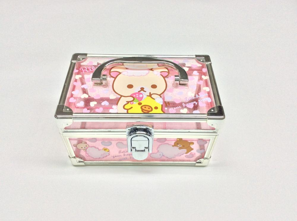 Plastic Jewelry Storage Box