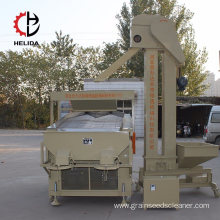 High Quality Industrial Factory for Seed Gravity Destoner Easy Operation Grain Destoner Machine export to Netherlands Wholesale