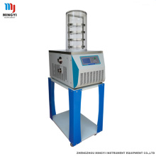 Goods high definition for China Laboratory Type Freeze Dryer,Laboratory Manifold Lyophilizer Freeze Dryer,Laboratory Vacuum Freeze Dryer Factory Lab mini vacuum freeze dryer export to Malaysia Factory