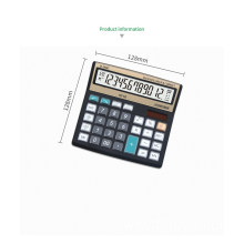 120 Steps Desktop Calculators with Two-way Power