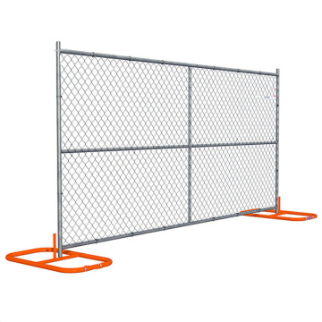Cheap PVC Coated America Temporary Fence