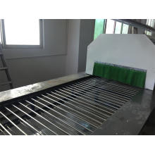 China Factory for Abs Painting Line Stainless Steel Drying Conveyor Line Powder Coating Line supply to Portugal Manufacturers