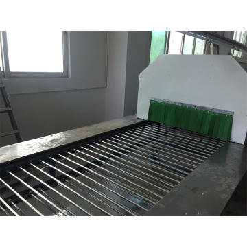 Stainless Steel Drying Conveyor Line Powder Coating Line