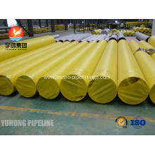 Customized for  ASME SA358 / ASTM A358 TP316/316L Stainless Steel Welded pipe export to Oman Exporter