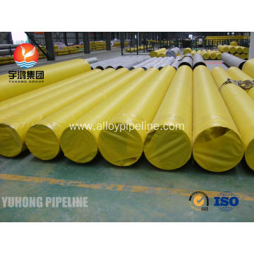 ASTM A358 TP316/316L Stainless Steel Welded pipe
