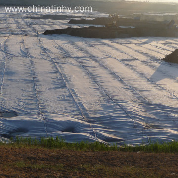 UV Stabilized High Density Polyethylene Geomembrane