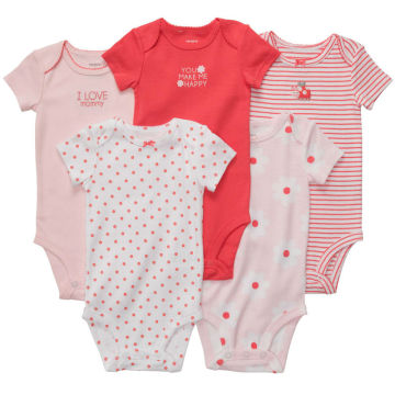 wholesale comfortable  cotton baby jumpsuits