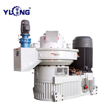 Yulong Biomass Pellets Machine and Cooling Equipment