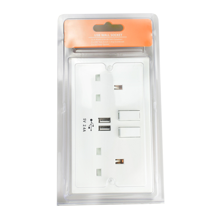 5V 2.1A UK wall socket