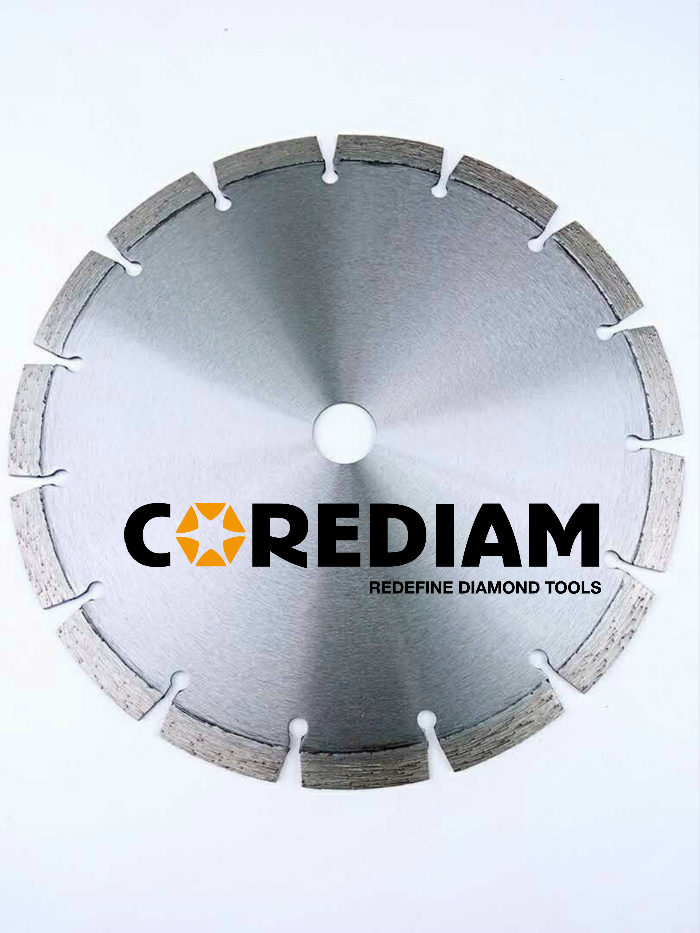 230x10mm laser welded concre blades