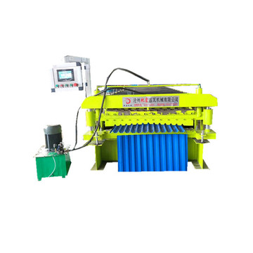double Roofing Sheet Wall Panel Roll Forming Machine