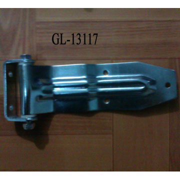 China Cheap price for Trailer Door Hinges Dry Container Door Hinge Body Parts export to Maldives Suppliers