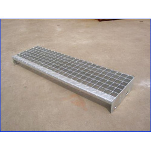 Stair Tread Steel Grating