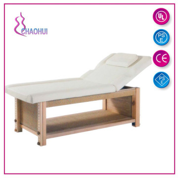 Equipment Used Thai Massage Bed Wooden