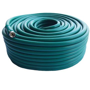 Flexible pvc braided high pressure spray hose