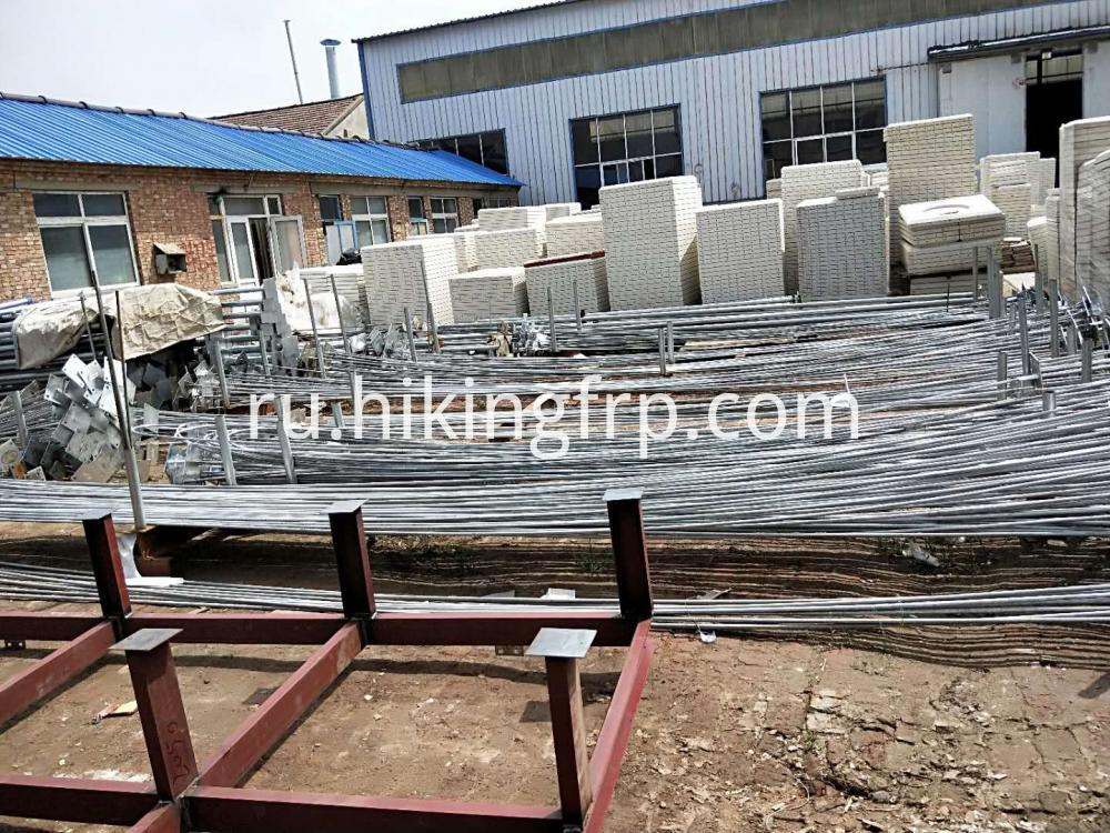 GRP Water Storage Tank Water Treatment