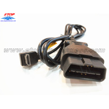 right angle 2.0HDMI Male to OBD 16PIN male