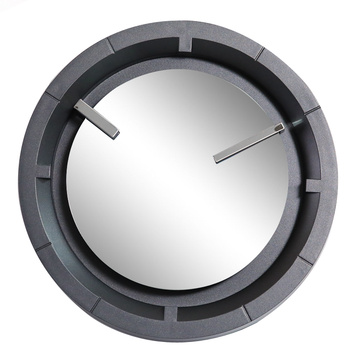 Best Quality for Decorative Wall Clocks 12 Inch Wall Clock with MIrror Face export to Mali Supplier