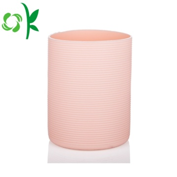 Popular Custom Logo Glass Bottle Sleeve Protector Wholesale