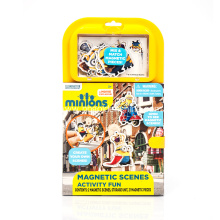 The Minions Magnetic Scenes Activity Fun