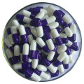 Gelatin Empty Color Capsules