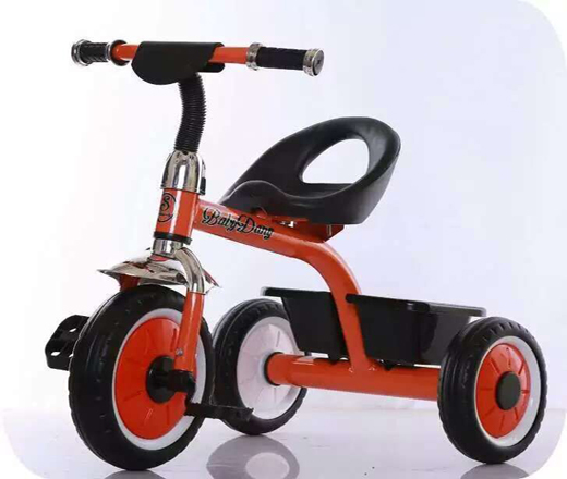 New Products Children Tricycle With Push Handle