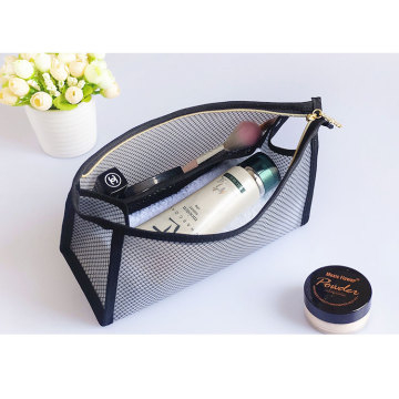 Large capacity to accept cosmetic bag