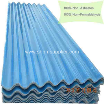 100% Non-asbestos Magnesium Oxide Roof Sheet