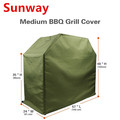 Extra Large  Grill Cover