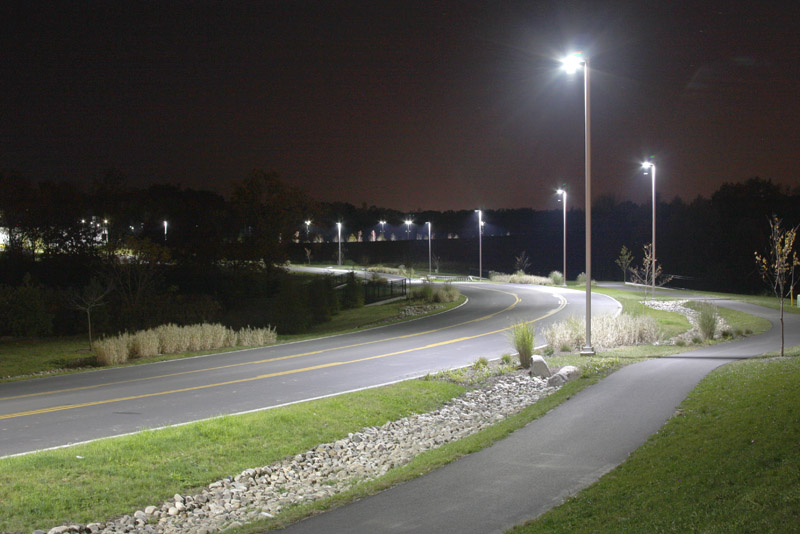 Solar Parking Light