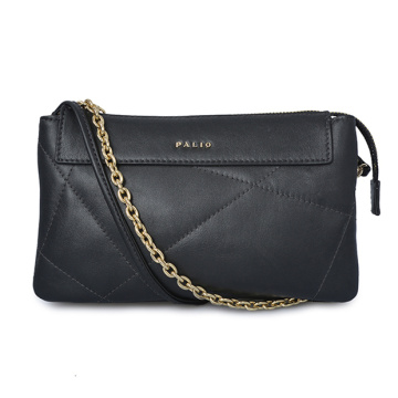 Small Handbag Leather Women's Gift Convertibal Clutch
