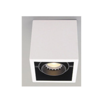 Square Hotel Used 3W LED Downlight