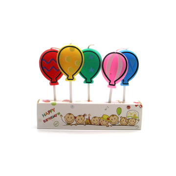 Custom Made Fashion Art Cartoon Birthday Candle