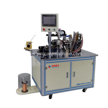 OEM/ODM for Card Wire Two In One Machine Full Auto Coil Winding and Bonding Machine export to Estonia Wholesale