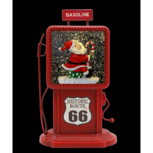 Christmas Led Water Global lantern