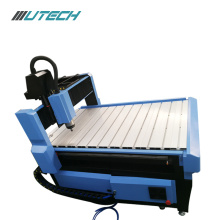 Factory making for Metal Advertising Router Machine 3 Axis Desktop CNC Wood Router machine supply to Venezuela Exporter