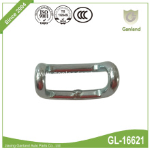 Steel Closed Wire Rave Hook For Cargo Strap