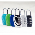 Portable Metal Zinc Alloy Resettable Combination Lock