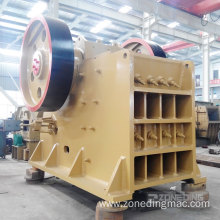 Rapid Delivery for for Mini Jaw Crusher High Crushing Reasonable Ratio Jaw Crusher Price supply to Cuba Factory