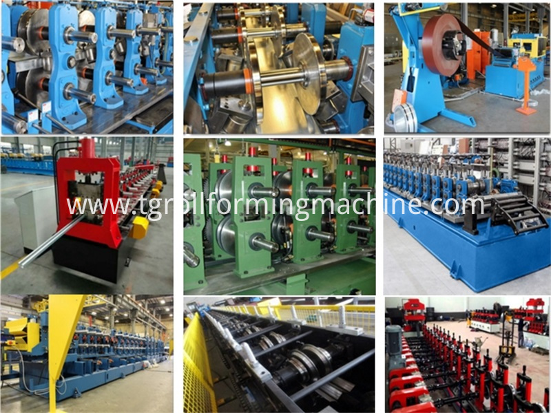 Peach-type Roll Forming Machine