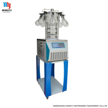 New Fashion Design for for Laboratory Vertical Type Freeze Dryer Pharmaceutical freeze dryer lyophilizer machine export to Western Sahara Factory